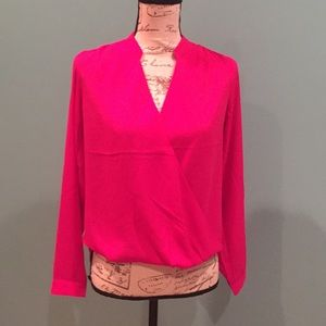 The Limited pink blouse, NEW